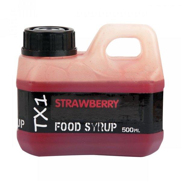 Booster Shimano Tribal TX1 500ml Strawberry