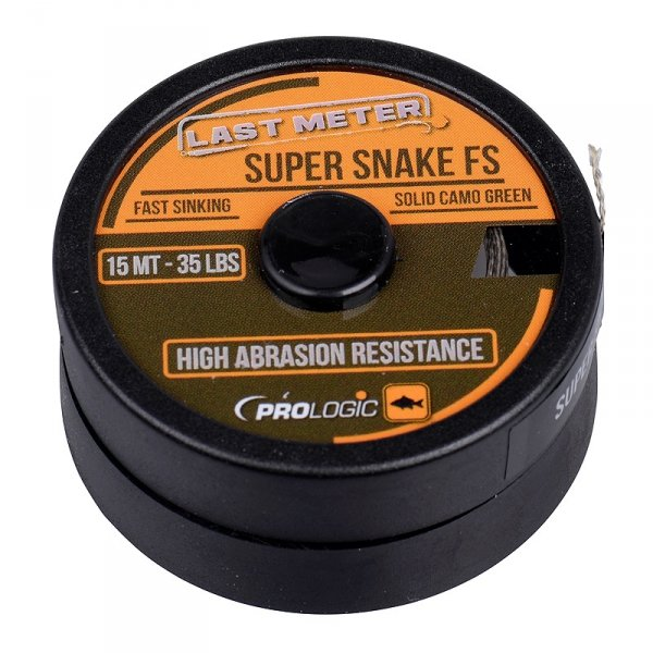 PLECIONKA SUPER SNAKE FS PROLOGIC 15m 35lbs 50090
