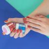 Puder do manicure tytanowy 20g - KABOS Dip 09 Unicorn