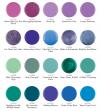 GELISH Lakier hybrydowy kolor: Mint Icing 15 ml (1110844) - błyszczący