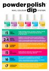 Zestaw do manicure tytanowego zestaw startowy - Cuccio DIP system (paznokcie tytanowe)