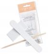 Profesjonalny sanitarny zestaw Manicure Cuccio x 10 (pilnik,bloczek,patyczek)