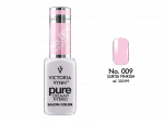 009 Subtle Pinkish - kremowy lakier hybrydowy Victoria Vynn PURE (8ml)