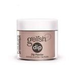 Puder do manicure tytanowy - Gelish Dip - Perfect Match 23 g - (1610018)