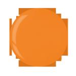 Cuccio manicure tytanowy - 3083 DIP SYSTEM PUDER Neon Pomarańczowy 14 G