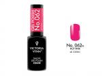062 Hot Pink Lakier Hybrydowy Victoria Vynn Gel Polish