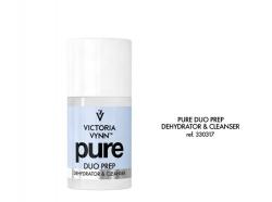 Odtłuszczacz i cleaner w jednym - DUO Pure - Victoria Vynn - 60ml