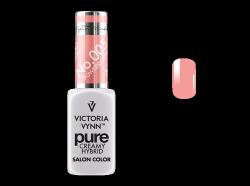 005 Powdery Rose-kremowy lakier hybrydowy Victoria Vynn PURE (8ml)