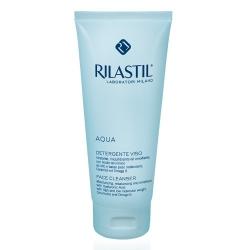 Nawilżająca emulsja do mycia twarzy Rilastil Aqua 200ml - do suchej skóry