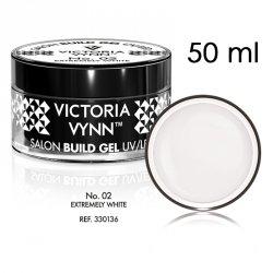 No.02 Biały żel budujący 50ml Victoria Vynn White