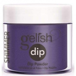 Puder do manicure tytanowego  Caution GELISH DIP 23g (1610831)
