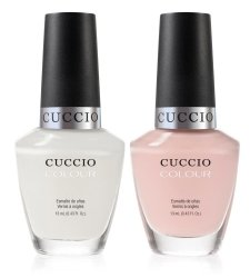 Zestaw lakierów Cuccio do French - 6003 i 6006