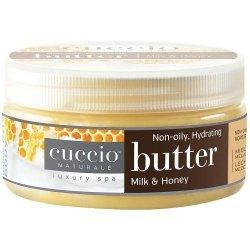 Masło do dłoni, stóp i ciała Miód i Mleko 226 ml Cuccio