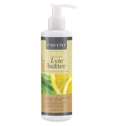 Balsam do dłoni i ciała - Biała Limonka & Aloe Vera - 237 ml Cuccio Naturale