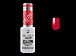 022 Ever Poppy - kremowy lakier hybrydowy Victoria Vynn PURE (8ml)