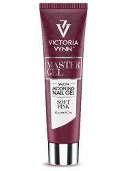 MASTER GEL kolor: Soft Pink 60 g - delikatnie różowy -  Victoria Vynn Akrylo i żel