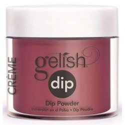 Puder do manicure tytanowego ALL DAHLIA-ED UP  DIP 23g GELISH (1610887)