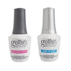 Gelish Baza + Top (2x15ml) - oryginalny Gelish DUO (Base + Top)