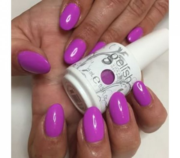 Lakier hybrydowy kolor: Tokyo Á Go Go 15 ml (1110180) - neonowy, kremowy GELISH