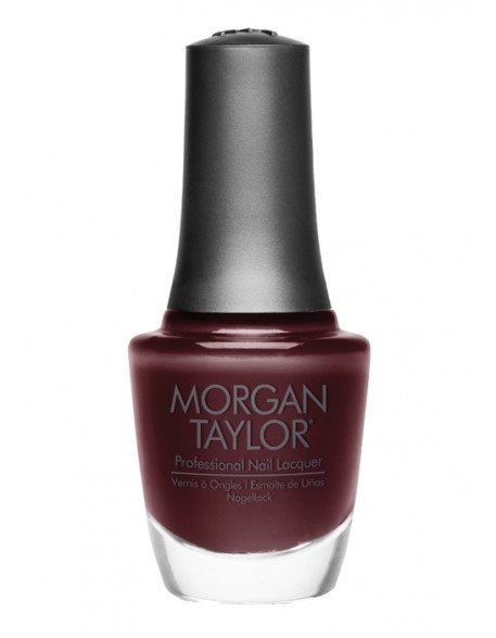 Lakier do paznokci Morgan Taylor 15ml  - A little naughty (50191)
