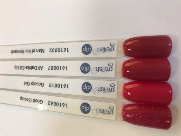 Puder do manicure tytanowego kolor Good Gossip DIP 23 g GELISH (1610842)