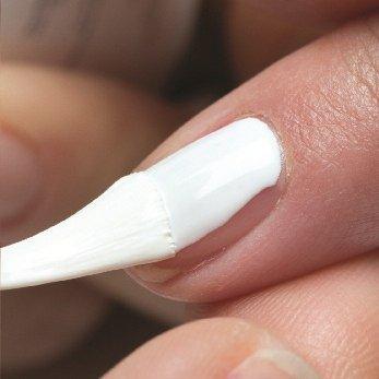 Lakier hybrydowy Gelish - Arctic Freeze 15 ml (1110876) - kremowy. biały - Idealny do  FRENCH'a