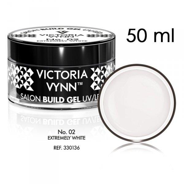 Victoria Vynn Biały żel budujący 50ml White