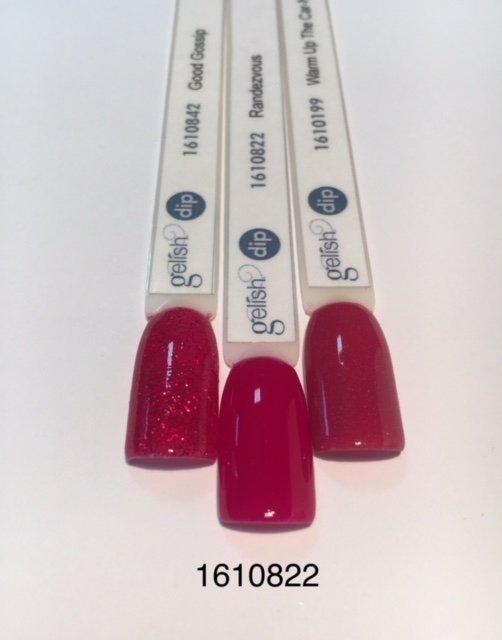 Puder do manicure tytanowego - GELISH - Rendezous DIP 23 g (1610822)