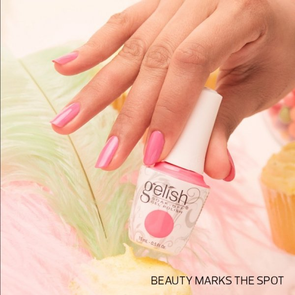 GELISH Beauty Marks The Spot (1110297) Temptations - lakier hybrydowy 15ml