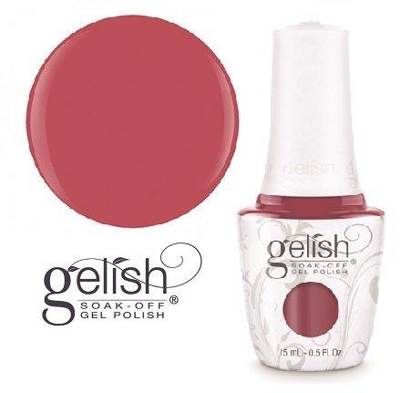 Lakier hybrydowy kolor: Exhale 15 ml (1110817) - kremowy GELISH