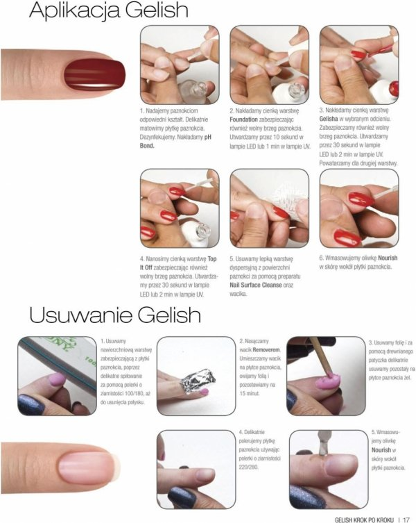 GELISH  All About The Pout (1110254) Selfie - lakier hybrydowy 15ml