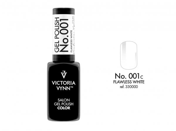 Lakier hybrydowy Victoria Vynn GP 001 Flawless White
