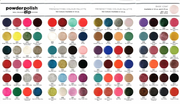 Puder do manicure tytanowy - CUCCIO DIP - Ruby Red Glitter 14G (5531)