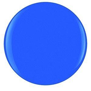 Lakier hybrydowy kolor: GELISH Lakier hybrydowy kolor: Ooba Ooba Blue 15 ml (1110891) - neonowy, kremowy - Gelish