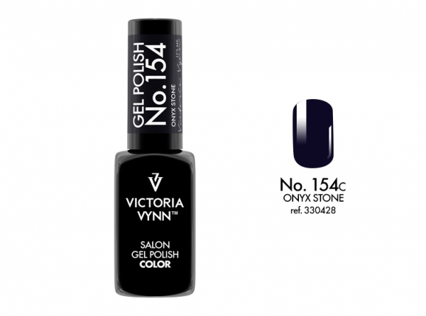 Victoria Vynn lakier hybrydowy czarny