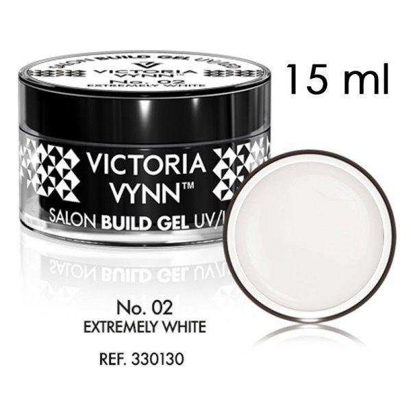 Victoria Vynn Biały żel budujący 15ml White