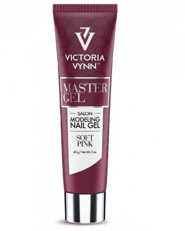 MASTER GEL 04 kolor: Soft Pink 60 g - delikatnie różowy -  Victoria Vynn Master żel