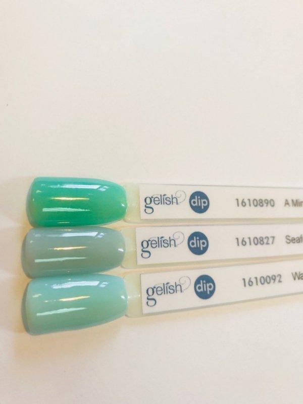 Puder do manicure tytanowego Seafoam DIP 23g GELISH (1610827)