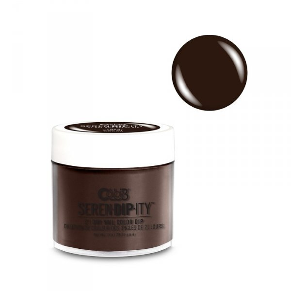 Color Club puder do tytanowego 28g - SERENDIPITY Cup of Cocoa
