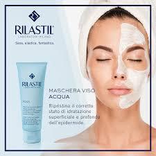 Maseczka intensywnie nawilżająca na twarz RILASTIL AQUA 75ml - dla bardzo suchej skóry