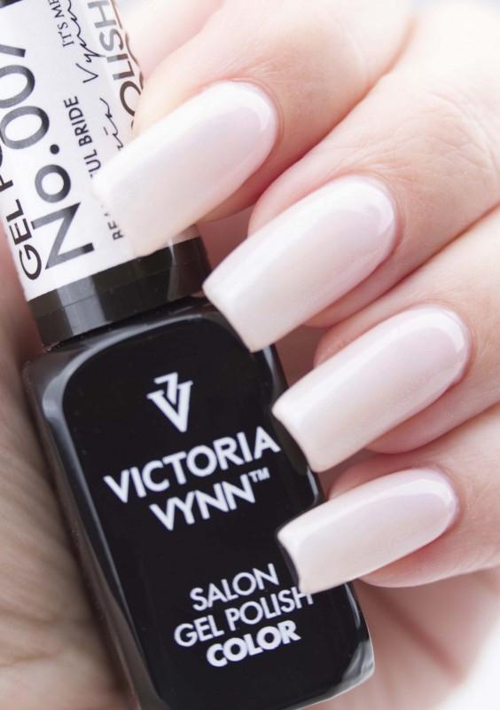 Lakier hybrydowy Victoria Vynn GP 007 Beatiful Bride