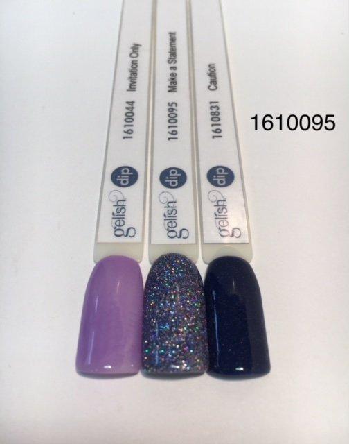 Puder do manicure tytanowego - GELISH DIP - #PartGirlProblems  23 g - (1610958)