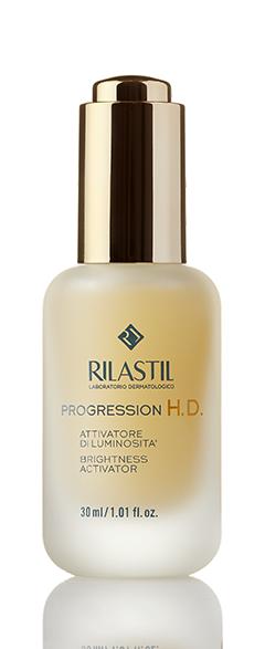 Serum rozświetlające, Rilastil Progression HD 30ml (działanie rozświetlające)