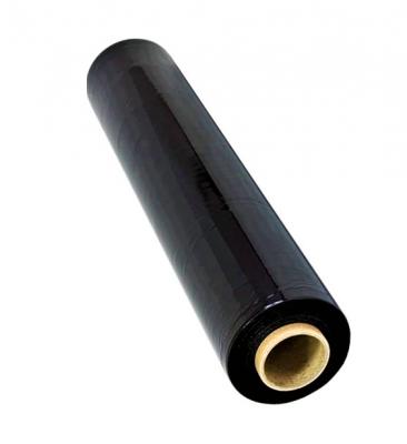Folia stretch czarna 2,40 kg