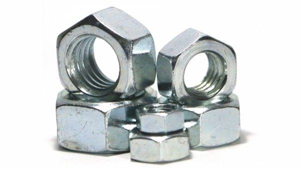 Nakrętka M30 kl.5 ocynk DIN 934 - 1 kg