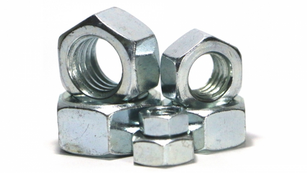 Nakrętka M18 kl.5 ocynk DIN 934 - 1 kg