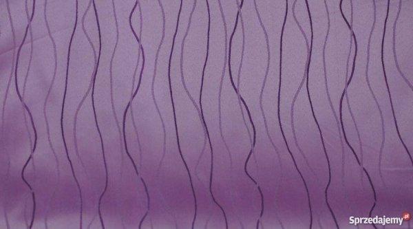 Tkanina dekoracyjna Motyw fal