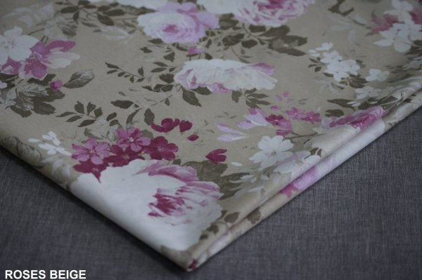 A - ROSES BEIGE