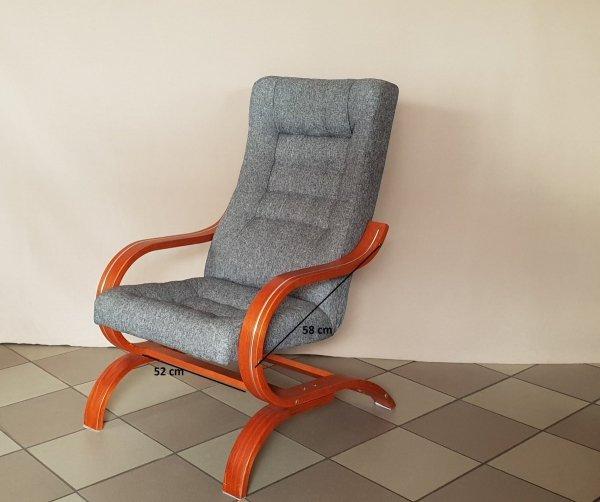 Poręcz x stelaż fotel finka