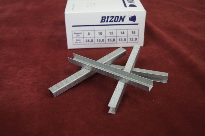 Zszywki Bizon 380/08